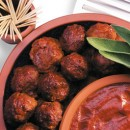 Beer Barbecue Meatballs