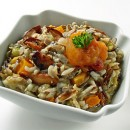 Curried Wild Rice Salad
