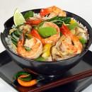 South West Shrimp Stir Fry