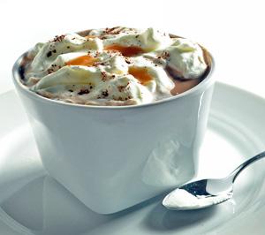 Hot Chocolate, Four Ways